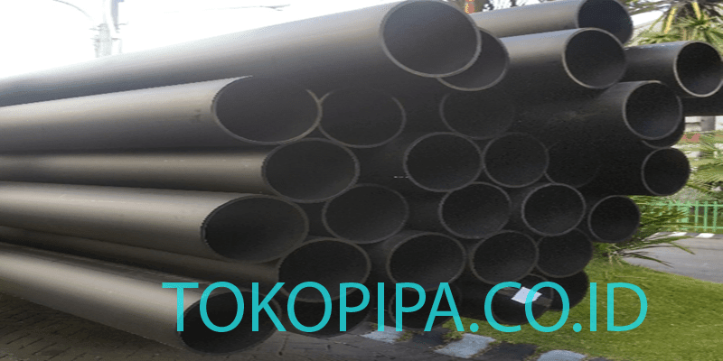 Pipa HDPE Supralon