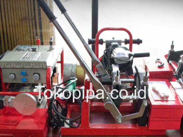 mesin pipa hdpe