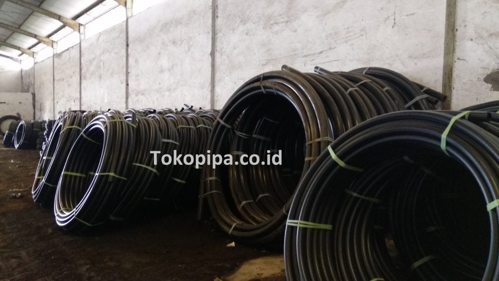 pipa hdpe roll