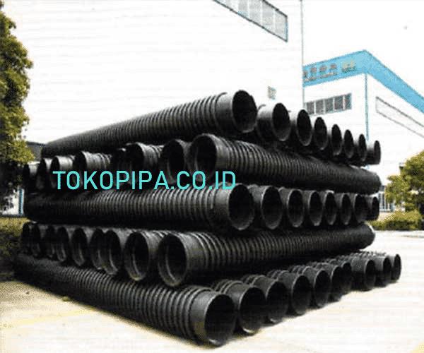 Pipa HDPE Spiral